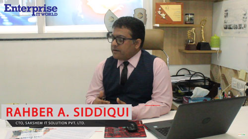 An exclusive video with Rahber Siddiqui
